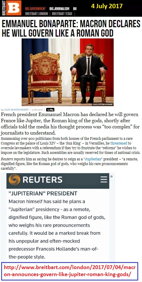 https://www.breitbart.com/europe/2017/07/04/macron-announces-govern-like-jupiter-roman-king-gods/