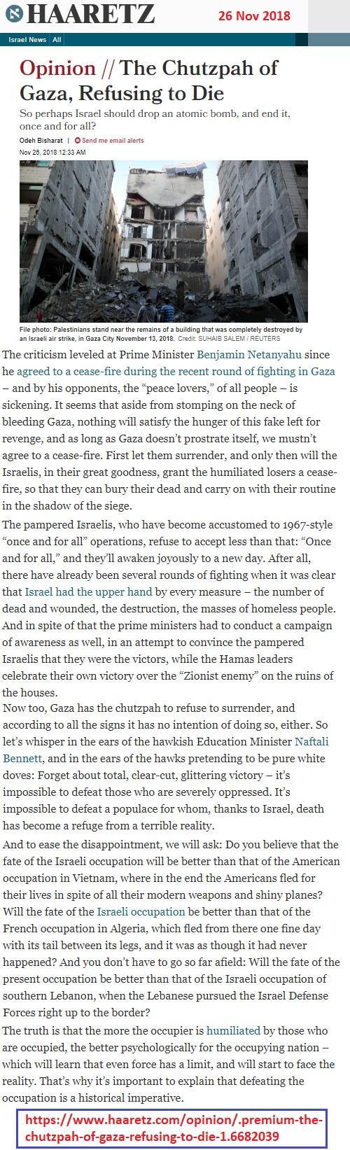 https://www.haaretz.com/opinion/.premium-the-chutzpah-of-gaza-refusing-to-die-1.6682039