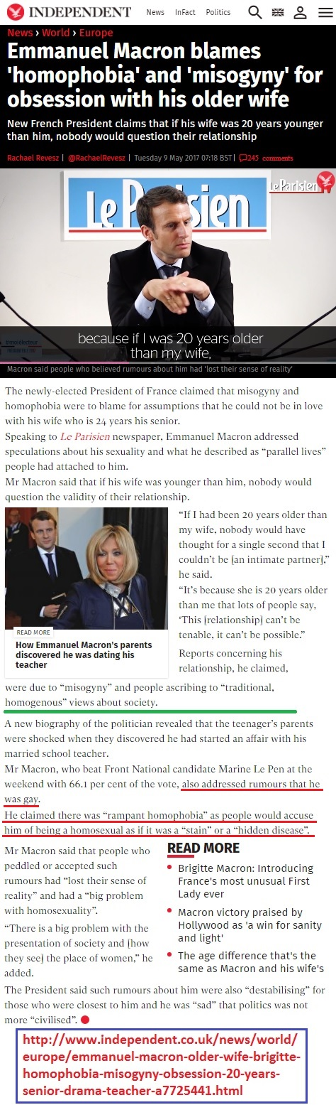 https://www.independent.co.uk/news/world/europe/emmanuel-macron-older-wife-brigitte-homophobia-misogyny-obsession-20-years-senior-drama-teacher-a7725441.html