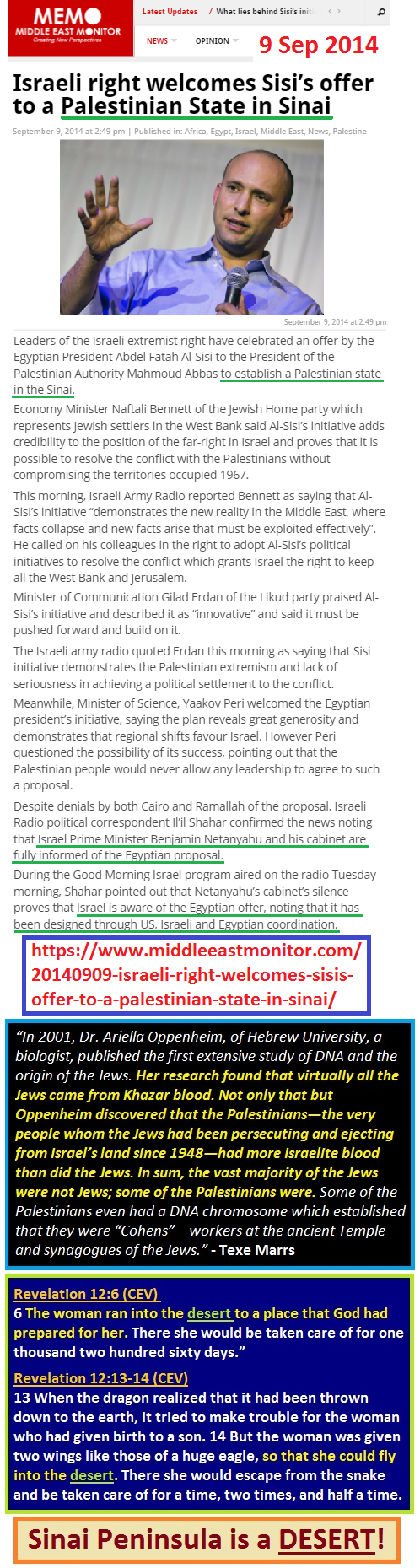 https://www.middleeastmonitor.com/20140909-israeli-right-welcomes-sisis-offer-to-a-palestinian-state-in-sinai/
