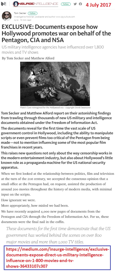https://medium.com/insurge-intelligence/exclusive-documents-expose-direct-us-military-intelligence-influence-on-1-800-movies-and-tv-shows-36433107c307