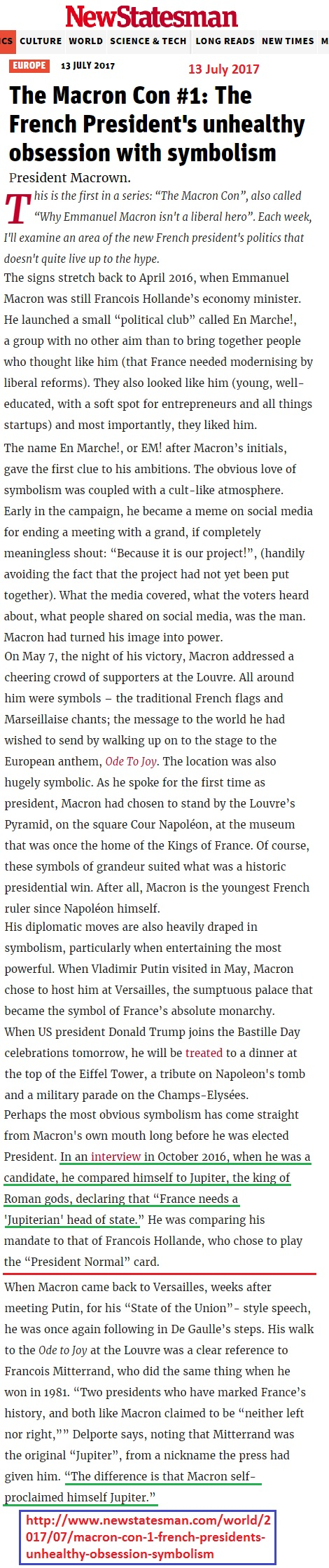 https://www.newstatesman.com/world/2017/07/macron-con-1-french-presidents-unhealthy-obsession-symbolism
