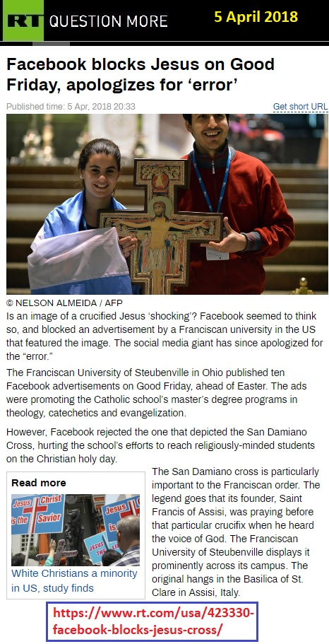 https://www.rt.com/usa/423330-facebook-blocks-jesus-cross/