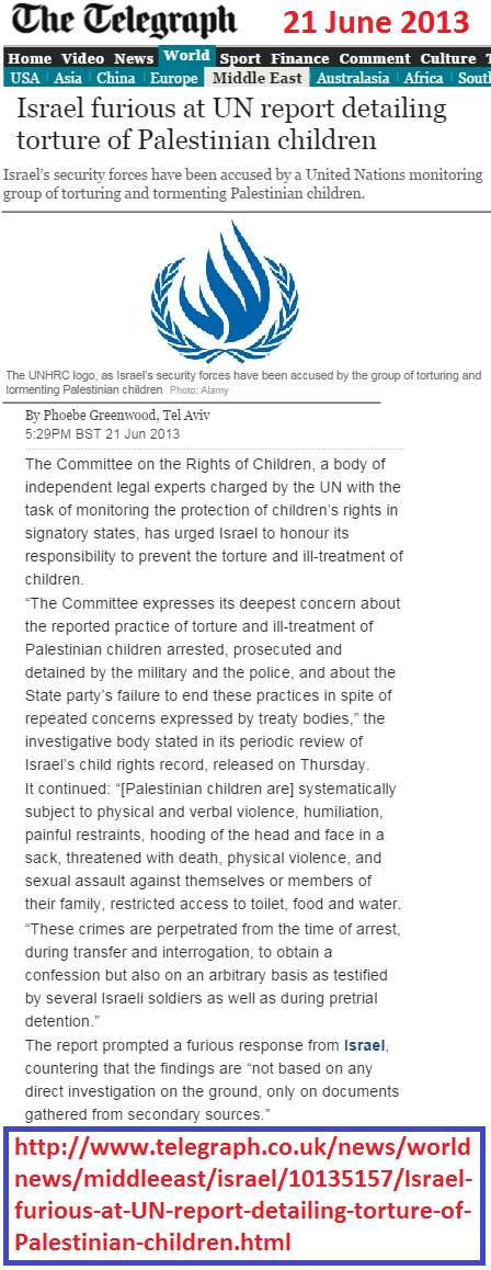 https://www.telegraph.co.uk/news/worldnews/middleeast/israel/10135157/Israel-furious-at-UN-report-detailing-torture-of-Palestinian-children.html