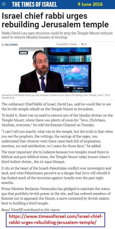 https://www.timesofisrael.com/israel-chief-rabbi-urges-rebuilding-jerusalem-temple/