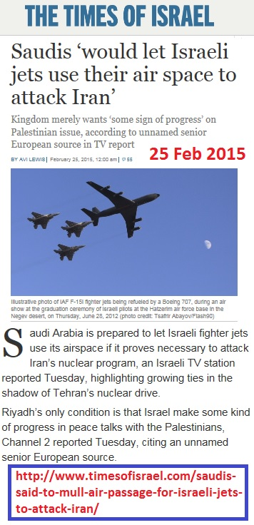 https://www.timesofisrael.com/saudis-said-to-mull-air-passage-for-israeli-jets-to-attack-iran/