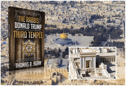 https://www.amazon.com/Rabbis-Donald-Trump-Top-Secret-Temple/dp/1948014165