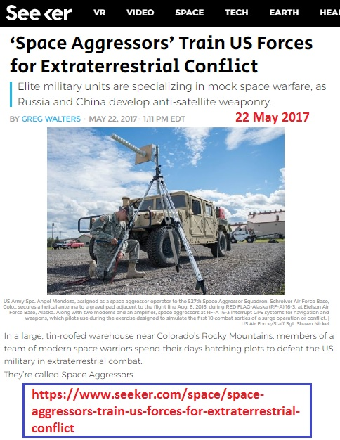 https://www.livescience.com/59220-space-aggressors-train-us-forces-for-extraterrestrial-conflict.html